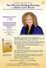 Tao Miracle Healing Evening