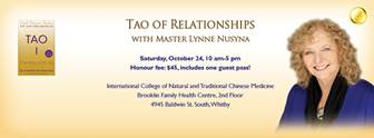 Phoenix Wellness - Tao Relationships